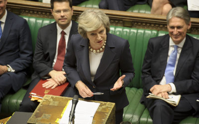 Motion de censure : Theresa May est-elle en danger ?