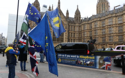 Calls for a second referendum get louder in Britain