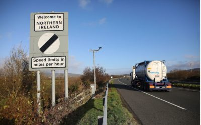 Can technology solve the Irish border problem post-Brexit?